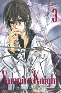 Vampire knight : édition double. Volume 3