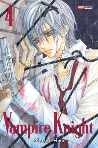 Vampire knight : édition double. Volume 4