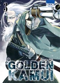 Golden kamui. Volume 3
