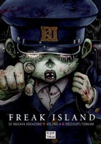 Freak island. Volume 4