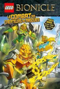 Lego Bionicle, Le combat des créateurs de masques