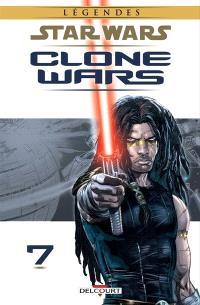 Star Wars : Clone Wars. Volume 7, Les cuirassés de Rendili