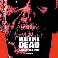 Walking dead : calendrier 2017