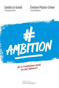 #Ambition : et si l'ambition était un joli défaut ?