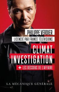 Climat investigation