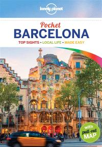 Pocket Barcelona : top sights, local life, made easy
