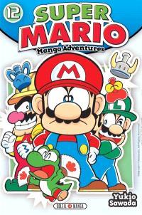 Super Mario : manga adventures. Volume 12