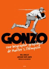 Gonzo : une biographie graphique de Hunter S. Thompson