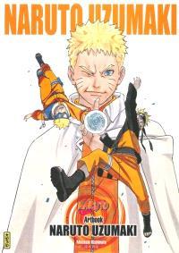 Naruto Uzumaki : artbook