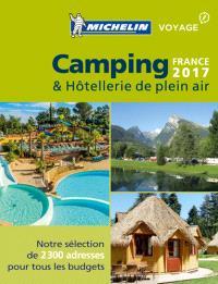 Camping & hôtellerie de plein air : France 2017