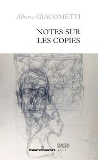 Notes sur les copies