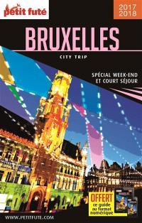 Bruxelles : spécial week-end et court séjour : 2017-2018