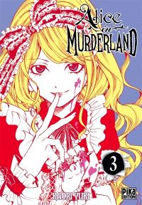 Alice in Murderland. Volume 3