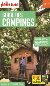Guide des campings : 2017