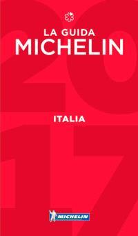 Italia : la guida Michelin 2017