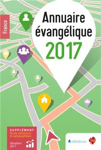 Annuaire évangélique 2017