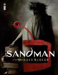 Sandman : les couvertures par Dave McKean