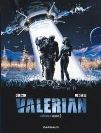 Valérian : l'intégrale. Volume 3