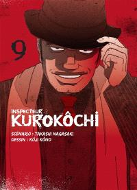 Inspecteur Kurokôchi. Volume 9