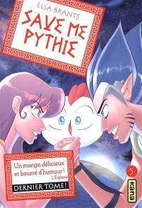 Coffret Save me Pythie