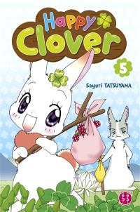 Happy Clover. Volume 5