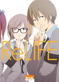 Relife. Volume 3