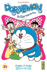 Doraemon : le chat venu du futur. Volume 34