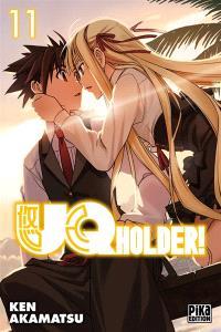 UQ Holder !. Volume 11