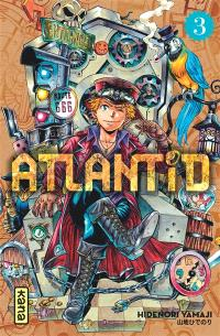 Atlantid. Volume 3