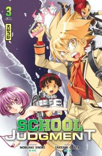School judgment. Volume 3
