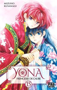 Yona : princesse de l'aube. Volume 15