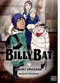 Billy Bat. Volume 19