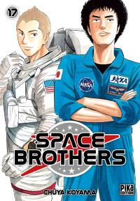 Space brothers. Volume 17
