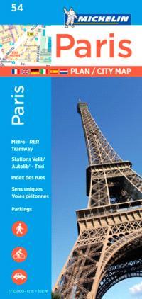 Paris : plan