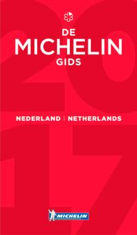 Nederland : gids Michelin 2017 = Netherlands : gids Michelin 2017