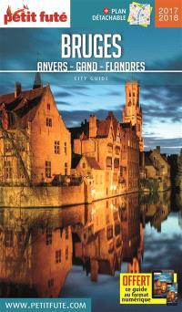 Bruges, Anvers, Gand, Flandres : 2017-2018
