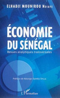 Economie du Sénégal : revues analytiques transversales