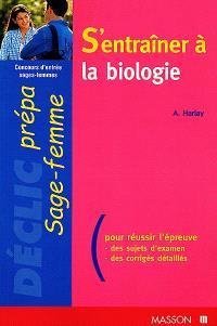 S'entraîner à la biologie : concours sages-femmes