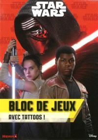 Star Wars : bloc de jeux avec tattoos !