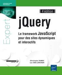 jQuery : le framework JavaScript pour des sites dynamiques et interactifs