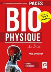 Biophysique : Paces, Le Sion : optimisé pour Paris V Descartes