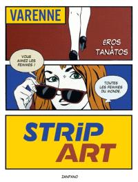 Strip art : Eros et Tanatos