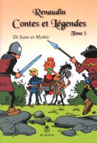 Renaudin : contes et légendes. Volume 3