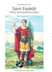 Saint Expédit : patron des causes pressées