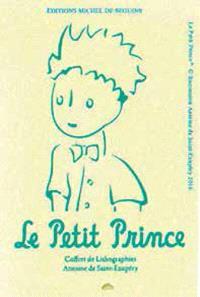 Le Petit Prince : coffret de lithographies