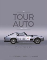 Tour auto 2016 : Optic 2.000 : 25e édition