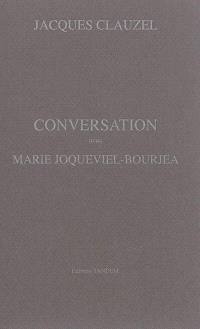 Conversation avec Marie Joqueviel-Bourjea