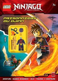Lego Ninjago : masters of Spinjitzu, Prisonniers du Djinn
