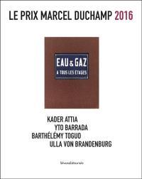 Le prix Marcel Duchamp 2016 : Kader Attia, Yto Barrada, Ulla von Brandenburg, Barthélémy Toguo