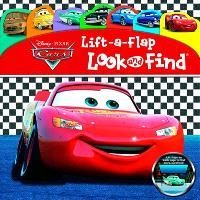 Cars : cherche et trouve : volets surprise